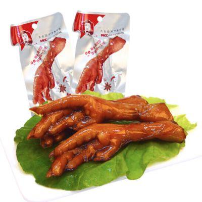 大晟土楼酱香鸡爪 - 香辣味 32g