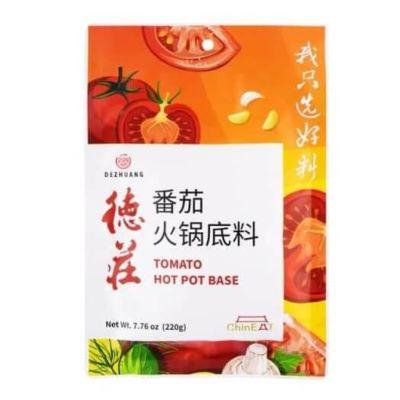 德庄番茄火锅底料 220g