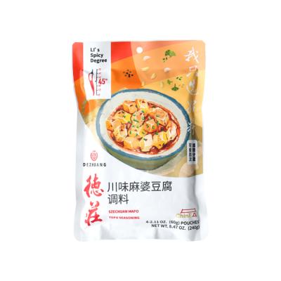 德庄川味麻婆豆腐调料 240g
