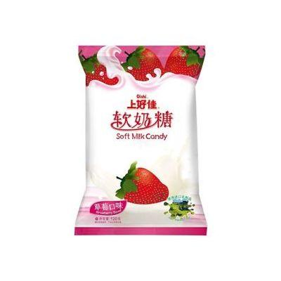 上好佳草莓软奶糖