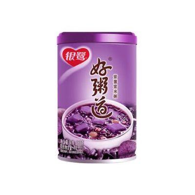 银鹭 好粥道紫薯紫米粥 280g