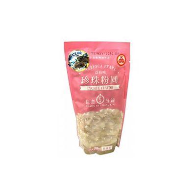 五福圆珍珠粉圆 - 荔枝味 250g