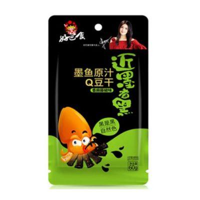 好巴食墨鱼原汁豆干 -香麻藤椒味