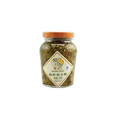 坛坛乡脆鲜剁青椒