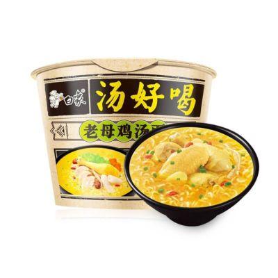 白象方便桶面 (老母鸡汤) 107g