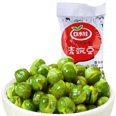 口水娃香辣黄豌豆 60g