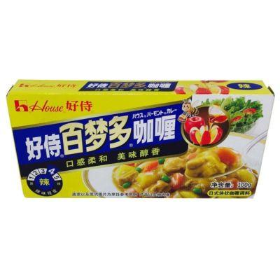 好侍百梦多咖喱-辣