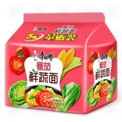 康师傅鲜蔬袋 5in1(番茄鲜蔬)5x101g