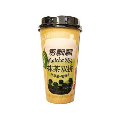 香飘飘抹茶双拼奶茶 85g