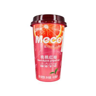 香飘飘 MECO 果汁茶 (桃桃红柚味) 400ml