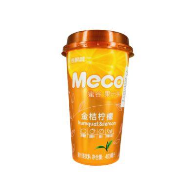 香飘飘 MECO 果汁茶 (金桔柠檬) 400ml