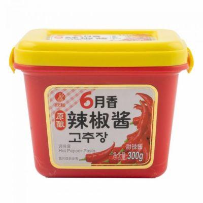 欣和6月香韩式辣椒酱 300g