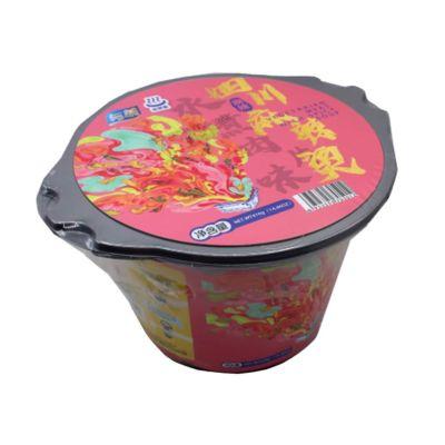 与美四川麻辣烫水煮肉片味 410g