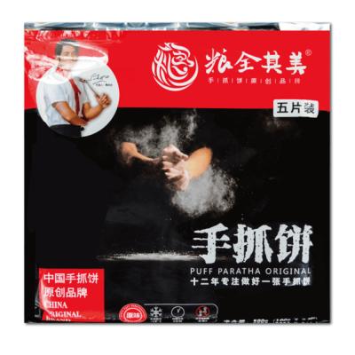 粮全齐美手抓饼(原味) 500g