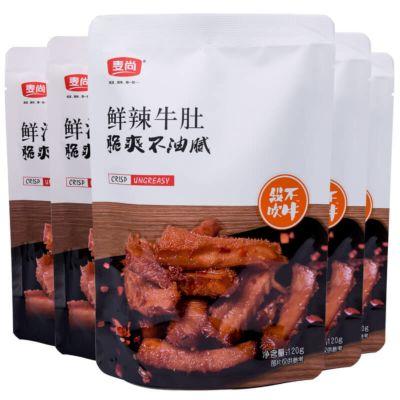 麥尚鮮辣牛肚 120g