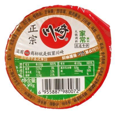 川崎 火锅蘸料 - 家常 99g