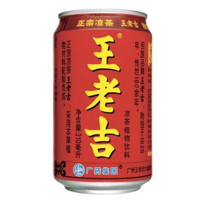 王老吉(罐) 310ml