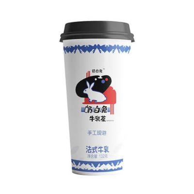 奶白兔牛乳茶 法式牛乳 132g