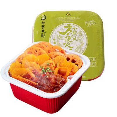 小龙坎自热火锅冒菜 365g