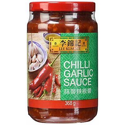 李锦记蒜蓉辣椒酱