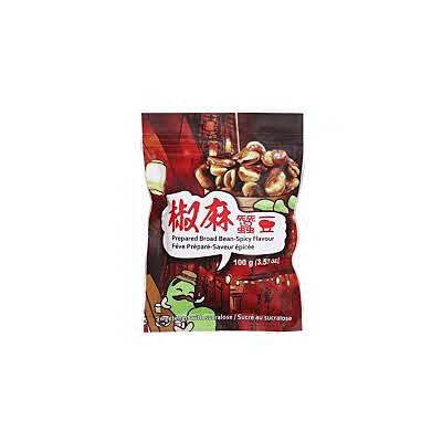 六福蚕豆-椒麻