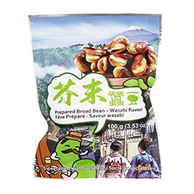 六福蚕豆-芥末
