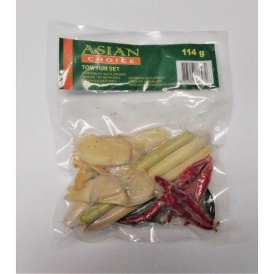 泰国冬荫蔬菜包