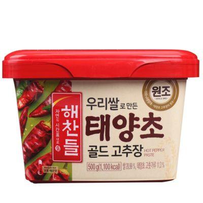 CJ 韩国辣椒酱 (Tyc Gold) 500g