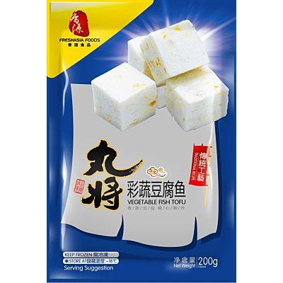香源 丸将 蔬菜豆腐鱼 200g