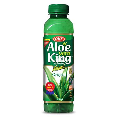 OKF 蘆薈飲品 - 原味 500ml