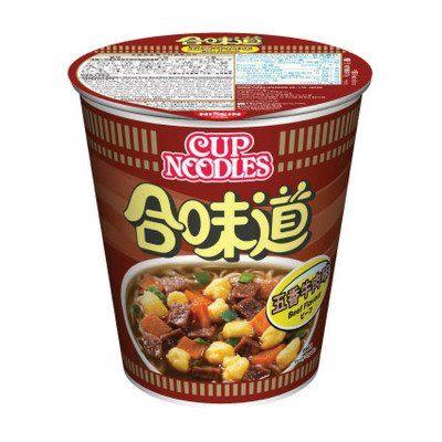 日清 合味道杯面 - 五香牛肉 75g