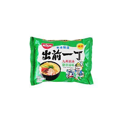 出前一丁-九州猪骨浓汤味 (单包) 100g