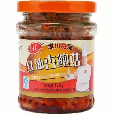 惠川红油杏鲍菇 175g