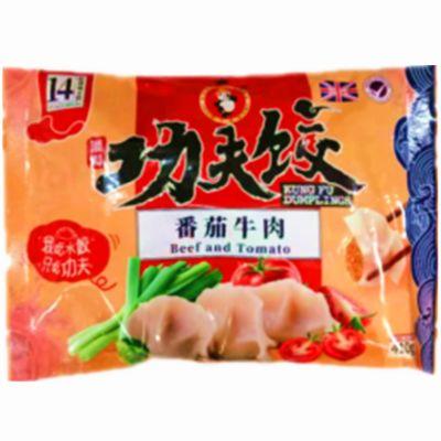 功夫水饺 - 牛肉番茄 410g