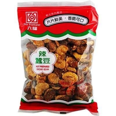 六福蚕豆-辣味