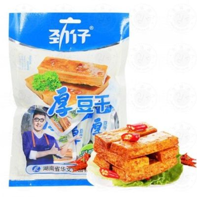 劲仔厚豆干 酱香 108g