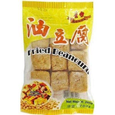 康乐油豆腐
